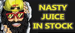 Nasty Juice In Stock