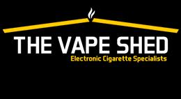 The Vape Shed Logo